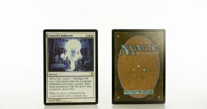 Council's Judgment Conspiracy mtg proxy magic the gathering tournament proxies GP FNM available