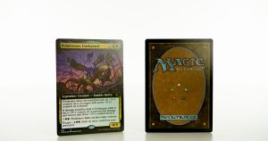 polukranos unchained extended art Theros Beyond Death (THB) foil mtg proxy magic the gathering tournament proxies GP FNM available