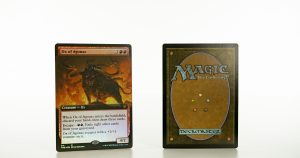 ox of agonas extended art Theros Beyond Death (THB) foil mtg proxy magic the gathering tournament proxies GP FNM available