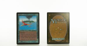 Birds of Paradise  B Limited Edition Beta (LEB) mtg proxy magic the gathering tournament proxies GP FNM available