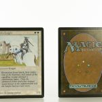 White Knight beta LEB mtg proxy magic the gathering tournament proxies GP FNM available
