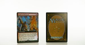 underworld breach extended art Theros Beyond Death (THB) foil mtg proxy magic the gathering tournament proxies GP FNM available