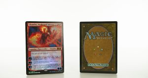 Chandra, Awakened Inferno M20 foil mtg proxy magic the gathering tournament proxies GP FNM available