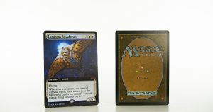 Luminous broodmoth extended art Ikoria: Lair of Behemoths (IKO) foil mtg proxy magic the gathering tournament proxies GP FNM available