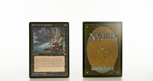 Demonic Consultation Ice Age (ICE) mtg proxy magic the gathering tournament proxies GP FNM available