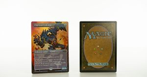 Blightsteel Colossus 2xm double masters foil mtg proxy magic the gathering tournament proxies GP FNM available