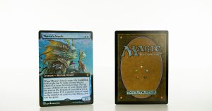 thassa's oracle extended art Theros Beyond Death (THB) foil mtg proxy magic the gathering tournament proxies GP FNM available