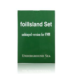 24 pieces per set foilIsland unhinged fixed set mtg proxy magic the gathering tournament proxies GP FNM available