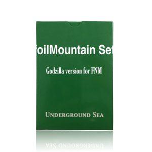 24 pieces per set foilMountain Godzilla fixed set mtg proxy magic the gathering tournament proxies GP FNM available
