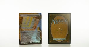 Mana Crypt 2xm double masters foil mtg proxy magic the gathering tournament proxies GP FNM available