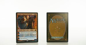 lukka, coppercoat outcast  Ikoria: Lair of Behemoths (IKO) foil mtg proxy magic the gathering tournament proxies GP FNM available