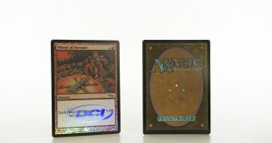 Wheel of Fortune Judge Gift Program mtg proxy magic the gathering tournament proxies GP FNM available