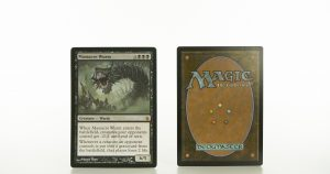 Massacre Wurm Mirrodin Besieged mtg proxy magic the gathering tournament proxies GP FNM available