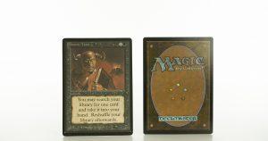 Demonic Tutor Beta mtg proxy magic the gathering tournament proxies GP FNM available