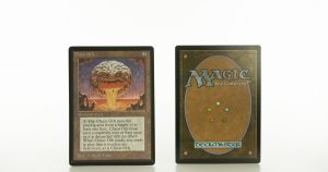Chaos Orb  Beta mtg proxy magic the gathering tournament proxies GP FNM available