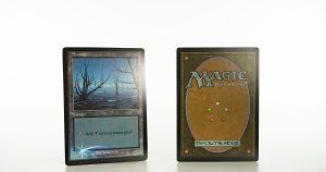 Swamp Urza's Saga arena land foil mtg proxy magic the gathering tournament proxies GP FNM available