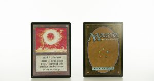 Sol Ring Beta mtg proxy magic the gathering tournament proxies GP FNM available