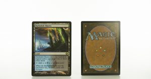 Darkslick Shores Scars of Mirrodin mtg proxy magic the gathering tournament proxies GP FNM available