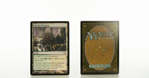 Wooded Bastion  SHM (Shadowmoor) mtg proxy magic the gathering tournament proxies GP FNM available