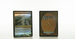 Polluted Delta Judge Gift Cards 2009 mtg proxy magic the gathering tournament proxies GP FNM available