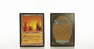 Scorched Ruins  WL (Weatherlight) WTH mtg proxy magic the gathering tournament proxies GP FNM available