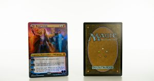 The Royal Scions ELD Throne of Eldraine foil mtg proxy magic the gathering tournament proxies GP FNM available