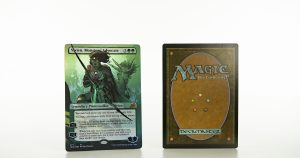 vivien monsters advocate  extended art Ikoria: Lair of Behemoths (IKO) foil mtg proxy magic the gathering tournament proxies GP FNM available
