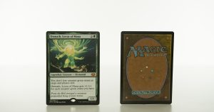 Omnath, Locus of Mana Commander Collection: Green (CC1) hologram mtg proxy magic the gathering tournament proxies GP FNM available