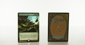 Reshape the Earth extended art Commander Legends (CMR) foil mtg proxy magic the gathering tournament proxies GP FNM available