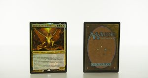 Kharis & The Beholder Heroes of the Realm 2018 (HTR18) foil mtg proxy magic the gathering tournament proxies GP FNM available
