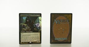 Opposition Agent extended art Commander Legends (CMR) foil mtg proxy magic the gathering tournament proxies GP FNM available