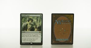 Worldly Tutor Commander Collection: Green (CC1) hologram mtg proxy magic the gathering tournament proxies GP FNM available