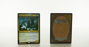 Aesi, Tyrant of Gyre Strait extended art Commander Legends (CMR) foil mtg proxy magic the gathering tournament proxies GP FNM available