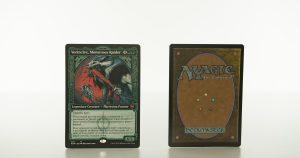 Vorinclex, Monstrous Raider Special Art Kaldheim (KHM) hologram mtg proxy magic the gathering tournament proxies GP FNM available