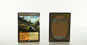 Spectator Seating  extended art Commander Legends (CMR) foil mtg proxy magic the gathering tournament proxies GP FNM available