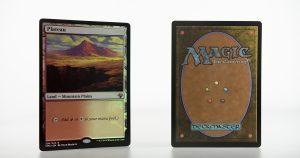 Plateau vintage masters vma foil mtg proxy magic the gathering tournament proxies GP FNM available