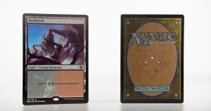 Badlands vintage masters vma foil mtg proxy magic the gathering tournament proxies GP FNM available