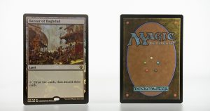 Bazaar of Baghdad vintage masters vma foil mtg proxy magic the gathering tournament proxies GP FNM available