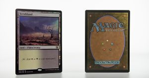 Scrubland vintage masters vma foil mtg proxy magic the gathering tournament proxies GP FNM available