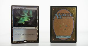 Underground Sea vintage masters vma foil mtg proxy magic the gathering tournament proxies GP FNM available
