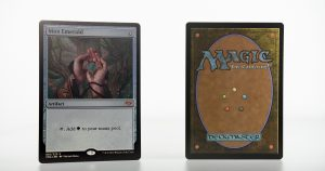 Mox Emerald vintage masters vma foil mtg proxy magic the gathering tournament proxies GP FNM available