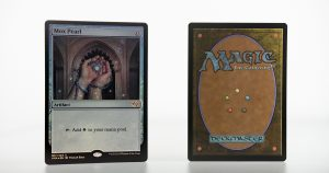 Mox Pearl vintage masters vma foil mtg proxy magic the gathering tournament proxies GP FNM available