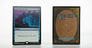 Ancestral Recall vintage masters vma foil mtg proxy magic the gathering tournament proxies GP FNM available