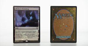 Mishra's Workshop vintage masters vma foil mtg proxy magic the gathering tournament proxies GP FNM available