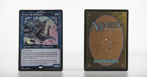 Orvar, the All-Form special art Kaldheim (KHM) foil mtg proxy magic the gathering tournament proxies GP FNM available