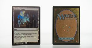 Ancient Tomb vintage masters vma foil mtg proxy magic the gathering tournament proxies GP FNM available