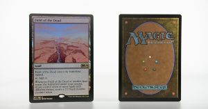 Field of the Dead Core Set 2020 (M20) foil mtg proxy magic the gathering tournament proxies GP FNM available