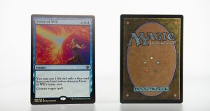 Force of will vintage masters vma foil mtg proxy magic the gathering tournament proxies GP FNM available