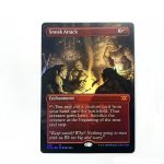 Sneak Attack Extended Art 2XM Double Masters foil German black core mtg magic the gathering proxy for FNM GP tournament