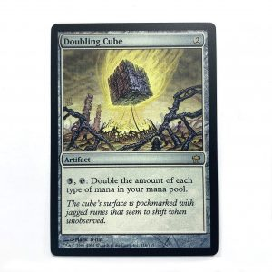 Doubling Cube fifth dawn 5dn mtg proxy magic the gathering tournament proxies GP FNM available